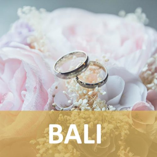 Wedding Organizer Bali Area